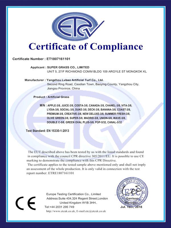 CE-Test-Report