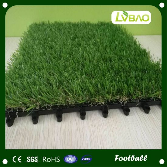 Courtyard Decking Artificial Decoration Flooring Turf Grass