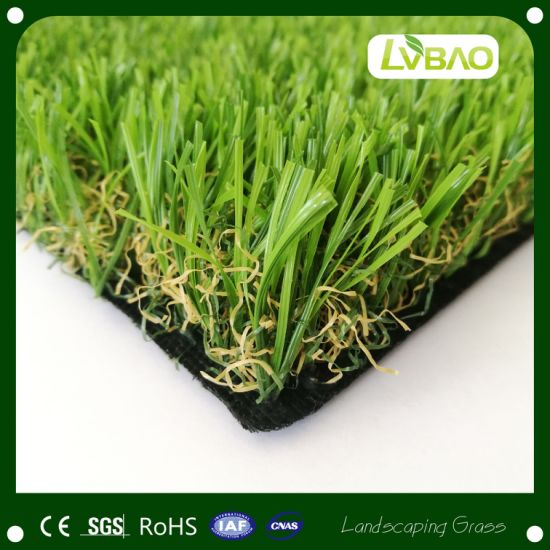 Durable UV-Resistance Commercial Strong Yarn School Comfortable Fake Artificial Turf