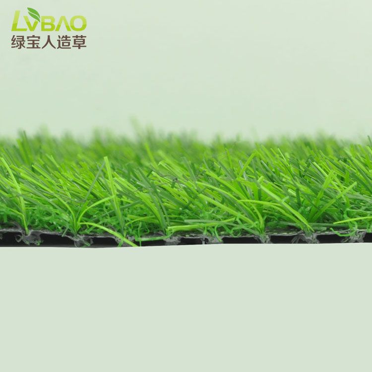 17mm Pile Height Synthetic Filament Yarn Futsal Turf Artificial Grass
