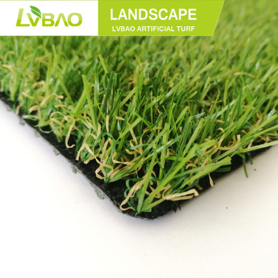 40mm Evergreen Synthetic Turf Durable UV-Resistance Commercial Strong Yarn School Comfortable Fake Artificial Turf