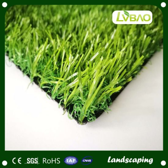 The Best Premium Nature Green Artificial Synthetic Grass with Fireproof