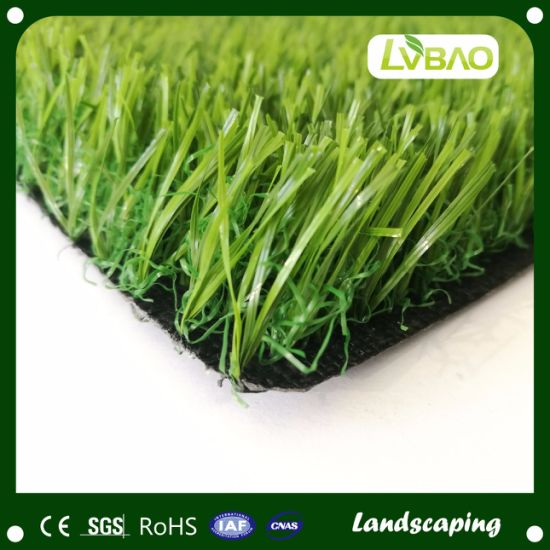 40mm Height Monofilament Artificial Grass for Landscaping Field