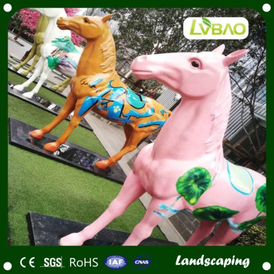 Wall Decoration Artificial Grass Synthetic Turf