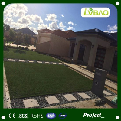 Outdoor Turf Rug in Green Artificial Grass