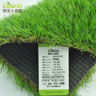 Qualified Artificial Grass Garden Decoration