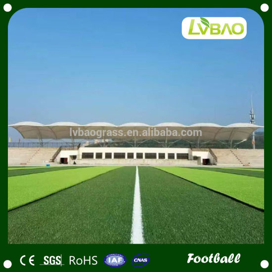 50mm Football Artificial Sports Grass Soccer Artificial Turf Green Lawn for Outdoor Non-Infill Soccer High-Quality Artificial Grass