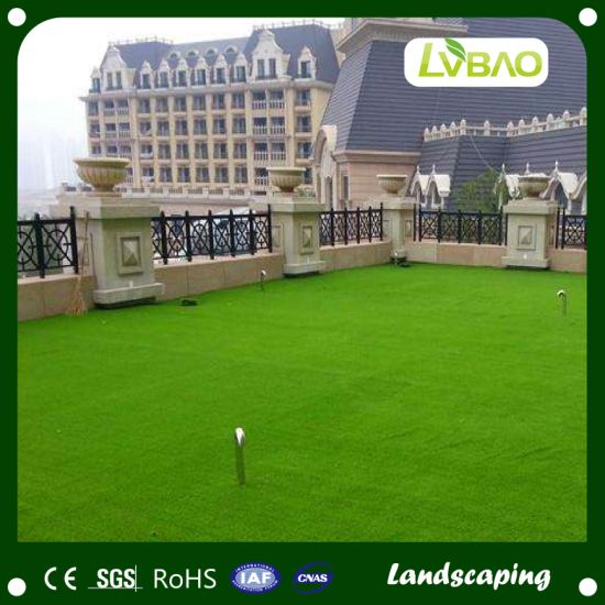 Landscape Artificial Grass for Garden Synthetic Turf for Home