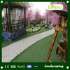 Decorative Multipurpose Natural-Looking Lawn Durable UV-Resistance Commercial Monofilament Artificial Turf