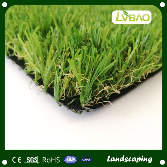 30mm Outdoor Residential Artificial Turf Grass Landscaping Fake Grass